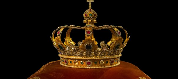 Kingly crown